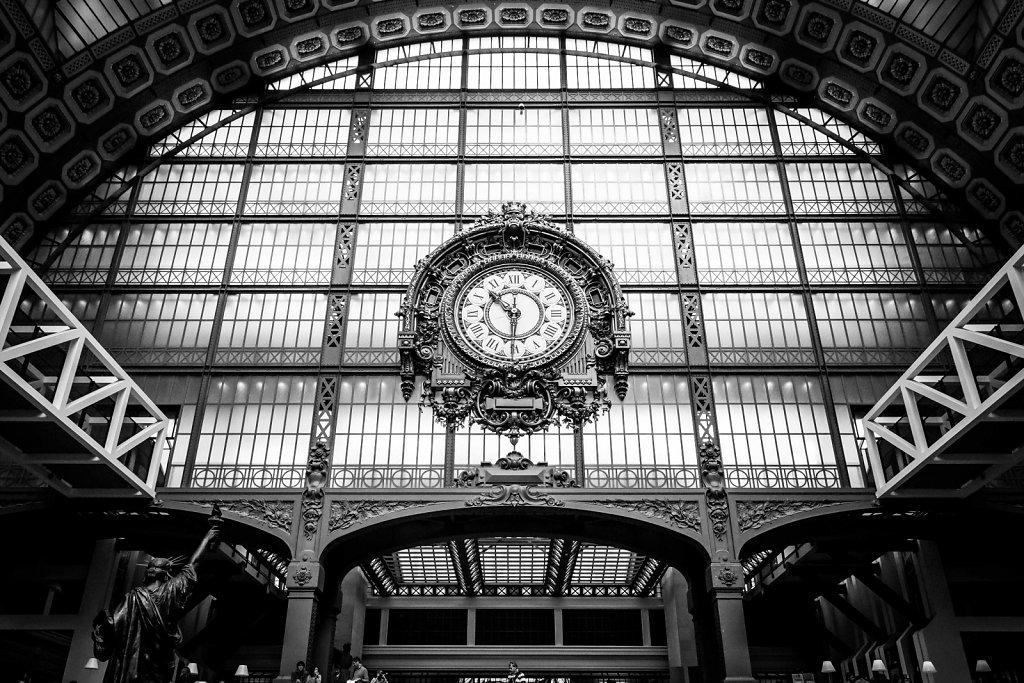 Le musée d'Orsay // 2015 // © F.Lombardo