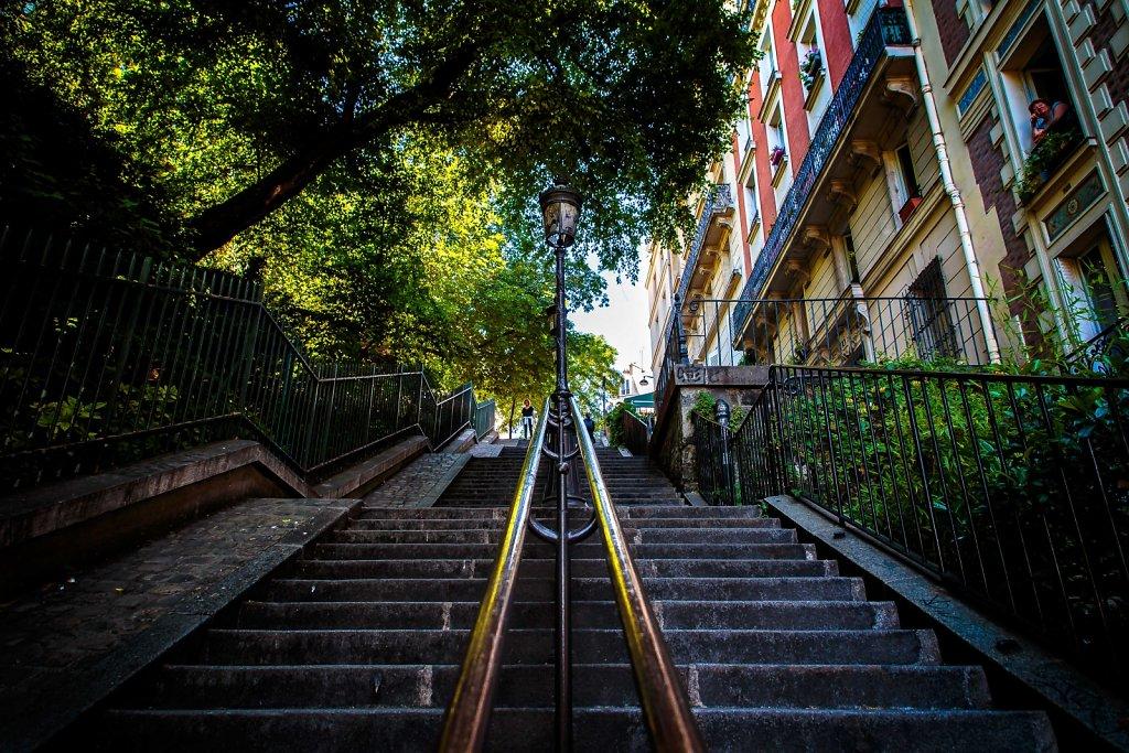 Que serait #Paris sans le quartier #montmatre  // 2015 // © F.L