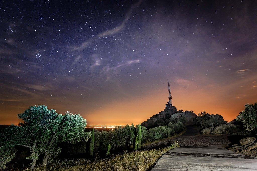 Petite sortie de nuit du coté de Forca Real   // 2015 // © F.Lombardo