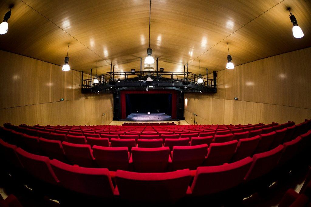 Le Théâtre des Aspres